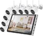 Комплект WIFI видеонаблюдения TV-602(10.1)-2-8