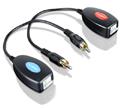 Одноканальный пассивный аудио балун UTP101PA