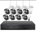 Комплект WIFI видеонаблюдения XM-601-2-8C