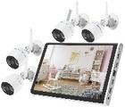 Комплект WIFI видеонаблюдения XM-602(10.1)--2-4