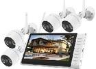 Комплект WIFI видеонаблюдения XM-602-2-4