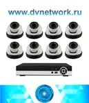 Комплект видеонаблюдения WIP20B-AA25 (8)