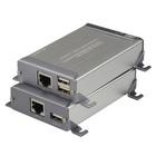 Удлинитель HDMI, USB 100 м.  CHM-560